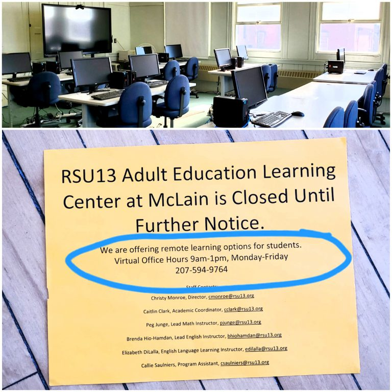 RSU13 Adult and Community Education image #929